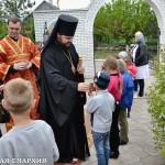 Преосвященнейший Ефрем, епископ Бердянский и Приморский с архипастырским визитом посетил Свято-Успенскую женскую обитель