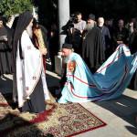Начались торжества в честь 1000-летия древнерусского монашества на Афоне