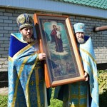 Празднование церковного новолетия в Свято-Пантелеимоновском храме (с.Малая Белозерка)