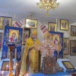 Частицы мощей преподобных Петра и Февронии в нашем Храме.