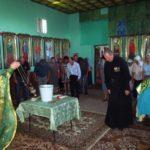 1 августа Церковь чтит преподобного Серафима Саровского (Престольный день села Широкое)